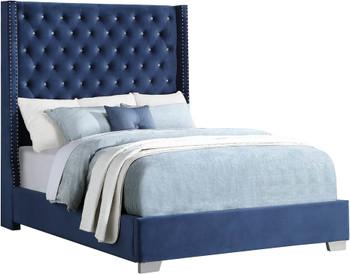 ELENA Blue Bed