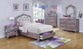 Chloe Storage Bedroom