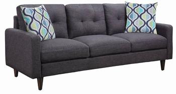 Jacksonville Grey Sofa & Loveseat