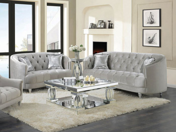 LEVINE Sofa and Loveseat