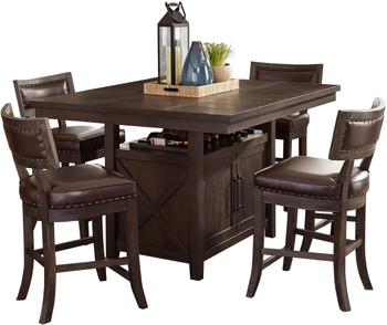 Forester 5 Piece Counter Set