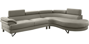 Cady Gray Sectional