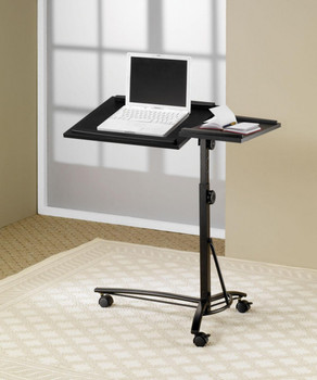 Bryan Black Adjustable Laptop Stand