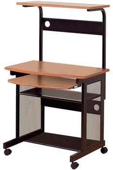 """SOJO Walnut 32"""" Wide Desk"""