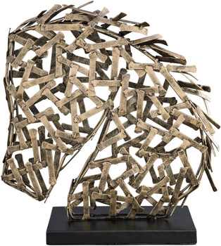 "Equus 16"" Height Sculpture"