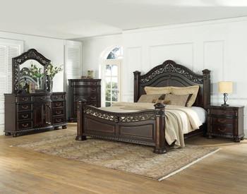 Delaney Queen Bedroom
