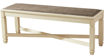 "Fleming 50"" Wide Dining Bench"