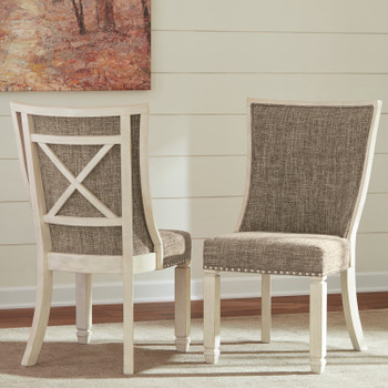Fleming Contoured Dining Chair