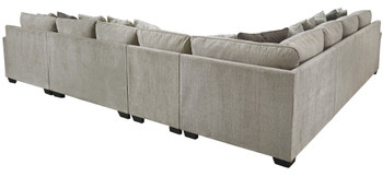 Marissa Large Sectional with Ottoman
