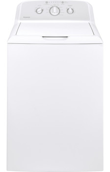 White 3.8 cu. ft. Top Load Washer with Deep Rinse