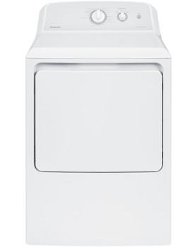 White 6.2 cu. ft. Alloy Dryer