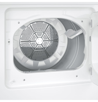 White 6.2 cu. ft. Alloy Dryer