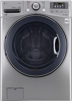 LG Graphite 4.5 cu. ft. Ultra Large Capacity TurboWash Washer