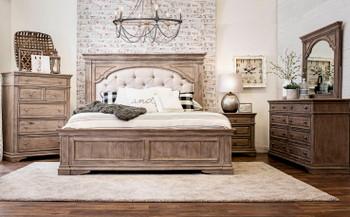 Newhaven Driftwood Bedroom Set