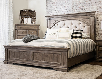 Newhaven Driftwood Bedroom Set