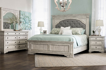 Newhaven White Bedroom Set
