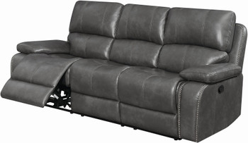 "Sabre 88"" Wide Reclining Sofa"