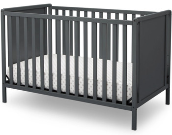Kyle Charcoal 4-in-1 Crib