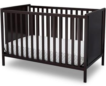 Kyle Dark Chocolate 4-in-1 Crib
