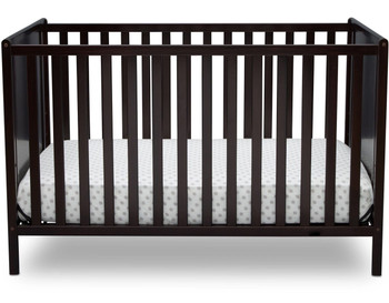 Kyle Dark Chocolate 4-in-1 Crib