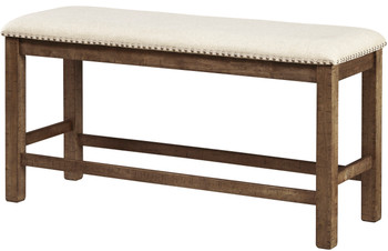 "Alpine 48"" Wide Counter Height Bench"