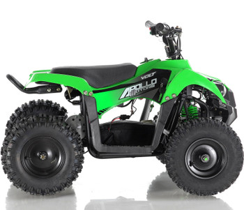 Volt Green Kids Electric ATV