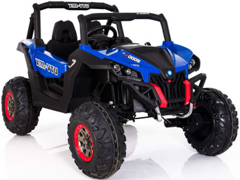 XMX603 Blue Kids Electric Power Wheel