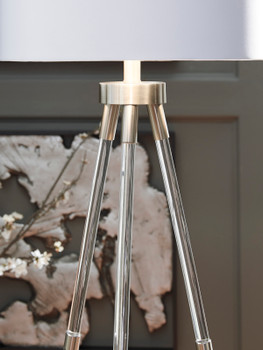 "Helsing 59"" High Floor Lamp"