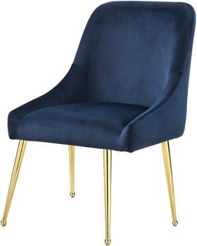 Fester Blue Chair