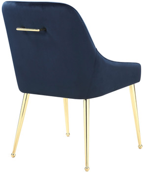 Fester Blue Chair