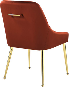 Fester Spice Red Chair