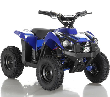 Volt Blue Kids Electric ATV