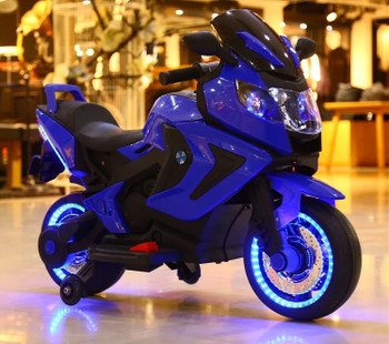 Evo 25W Blue Kids Bike