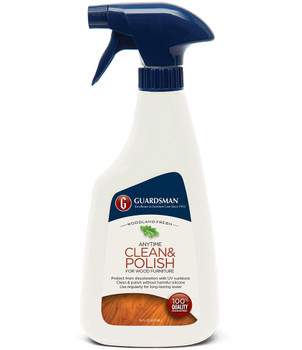 Woodland Fresh Anytime Clean & Polish