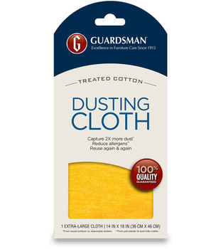 Treated Cotton Dusting Cloth, 1 count