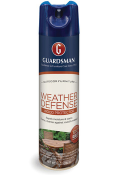 Weather Defense Wood Protector