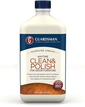 Anytime Clean & Polish Wood Cream