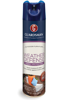 Weather Defense Fabric Protector