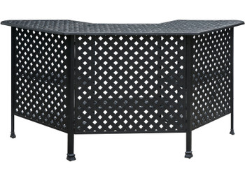 Klarice 5 Piece Outdoor Bar Set