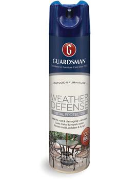 Weather Defense Metal Protector