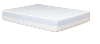 "Hybrid 10"" Cool Gel Memory Foam Mattress"