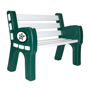 "Dallas Stars 48"" Wide Park Bench"
