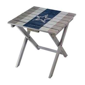 Dallas Cowboys Adirondack Table