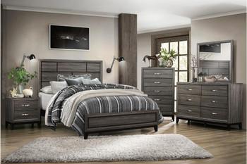 Gru Gray Bedroom Set