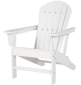 Champlain White Adirondack Chair