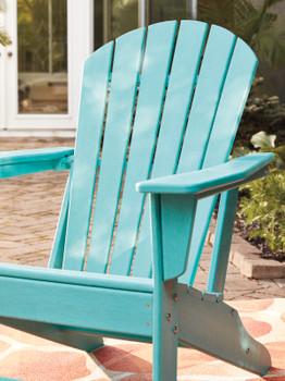 Champlain Turquoise Adirondack Chair