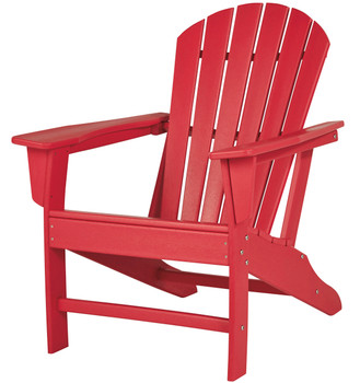 Champlain Red Adirondack Chair