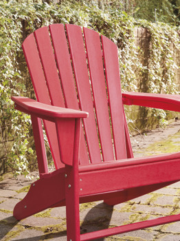 Champlain Red Adirondack Chair