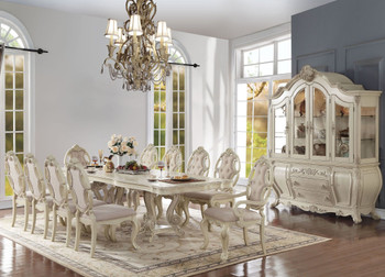 Humphrey Ivory 11 Piece Dining Set