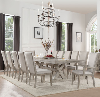 Brisbane 13 Piece Dining Set